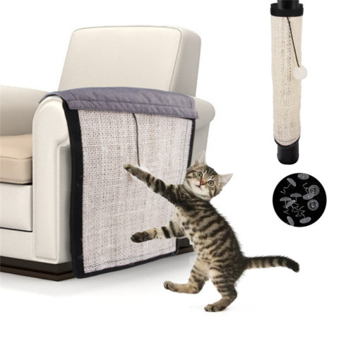 Cat Scratch-Pad Sofa Protecting Cover