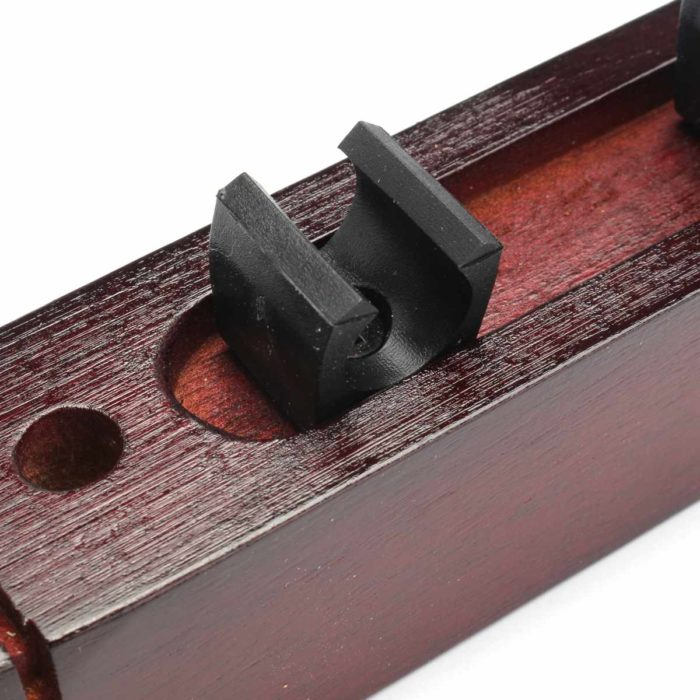 Pool Stick Holder 6-Slot Wall Rack
