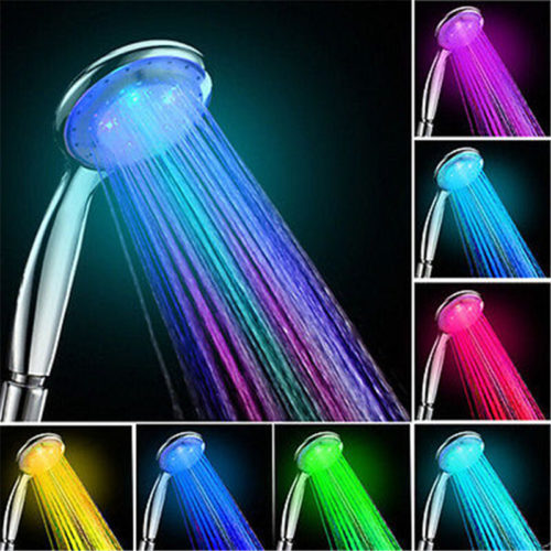 Light Up Shower Head 7 Colors