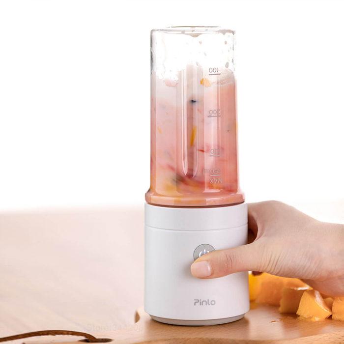 Portable Mixer Electric Mini Blender