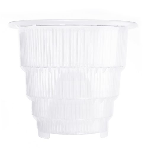 Orchid Pot Clear Plastic Pot
