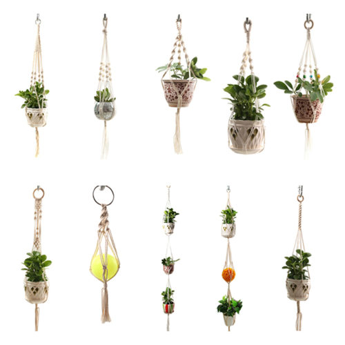 Macrame for Plants Indoor Pot Hanger
