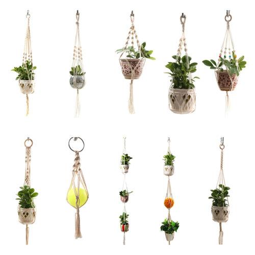 Macrame for Plants Indoor Pot Hanger