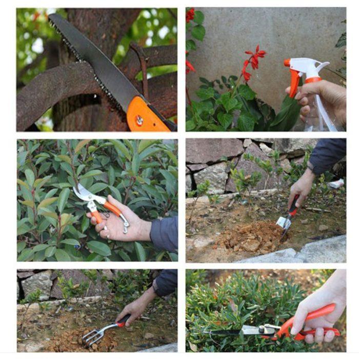 Garden Tool Kit (10Pcs Set)