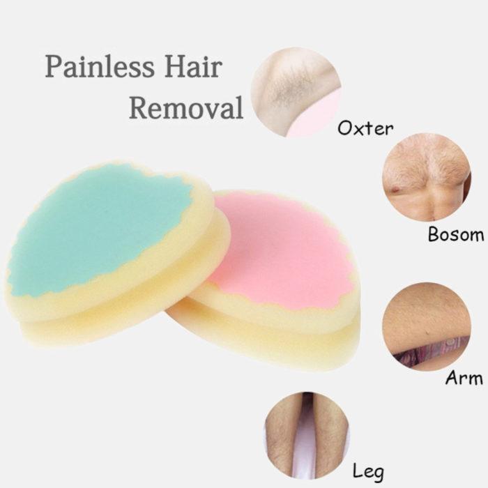 Hair Remover Sponge Easy Hair Removal