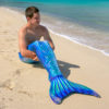 Swimmable Mermaid Tail Costume
