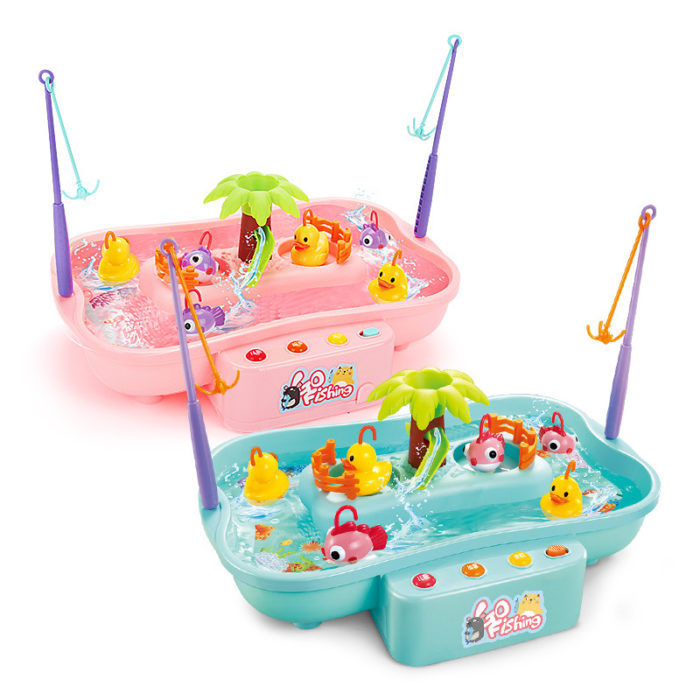 Interactive Fishing Toys for Kids