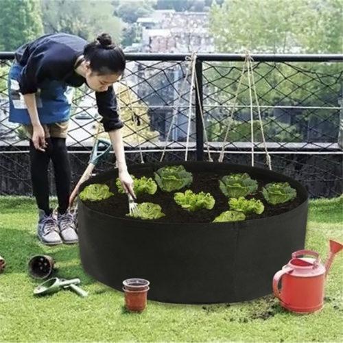 Plant Grow Bag Garden Nursery Pot