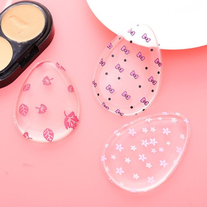 Silicone Beauty Blender Makeup Puff
