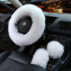 3pcs white