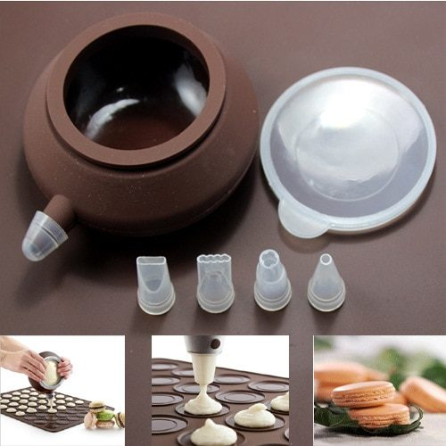 Piping Pot Silicone Baking Tool