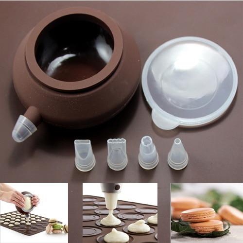Piping Pot Silicone Baking Tool