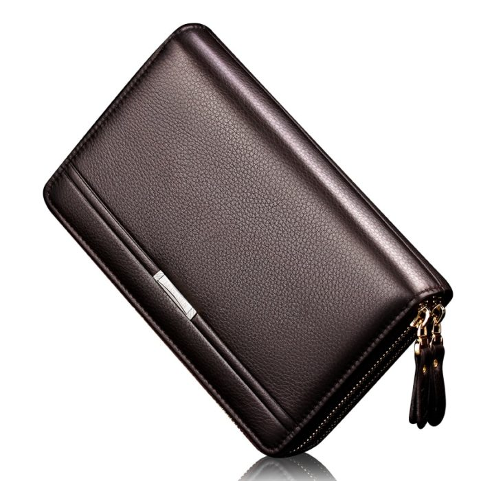 Long Wallet Purse for Men