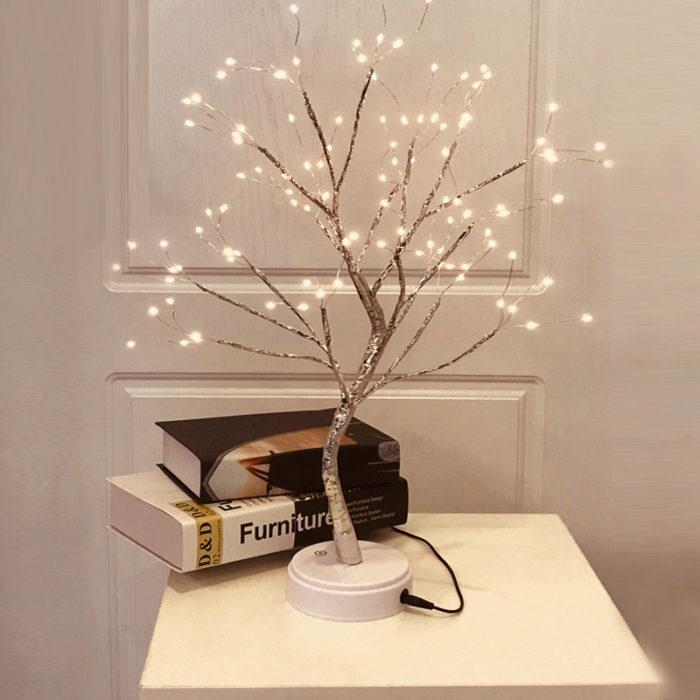 Tree Lamp Night Light Decoration
