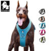 Anti Pull Dog Harness Reflective Vest