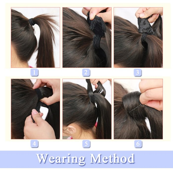 Pony Tail Hair Extension