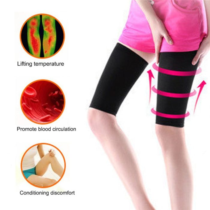Thigh Compression Sleeve Slimming Wrap