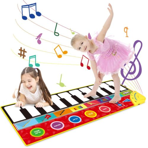 Baby Play Mat Piano Educational Toy