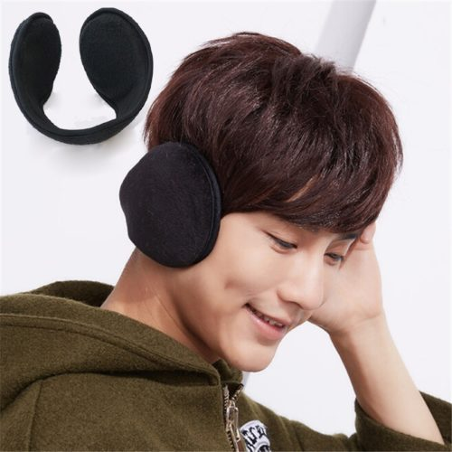 Men Ear Warmers Plush Ear Covers