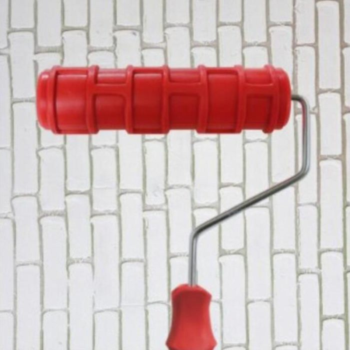 Paint Roller with Design 3D Print
