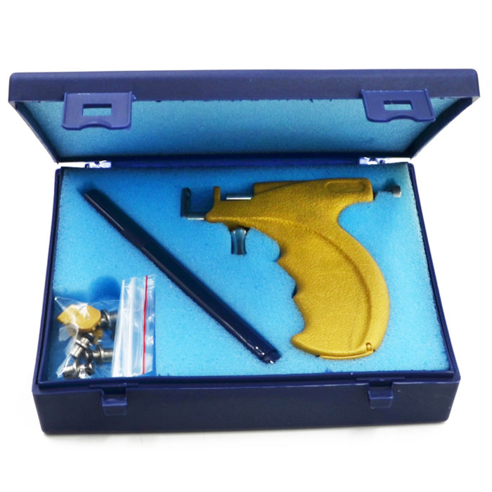 Earring Gun Disposable Ear Piercing Tool