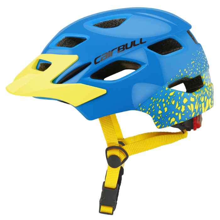 Kid's Cycle Helmet with Tail Light