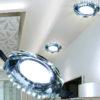Ceiling Crystal Light LED Lamp