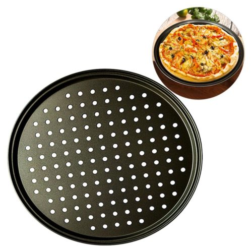 Pizza Baking Tray Non-Stick Pan (2pcs)