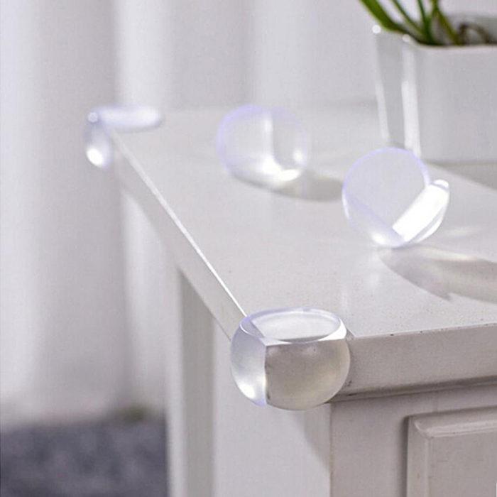 Table Corner Guards 10-PCs Edge Protector