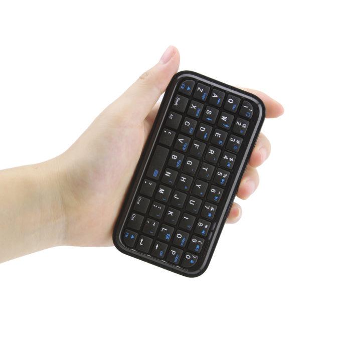 Portable Small Bluetooth Keyboard