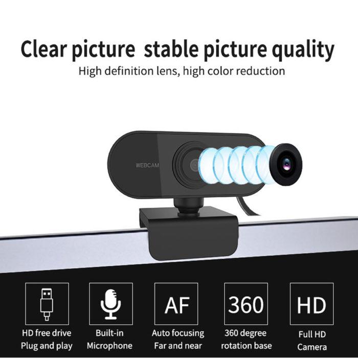 USB Web Camera HD 1080P