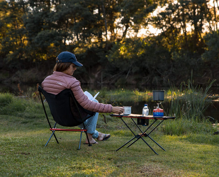 Portable Chair and Table Set
