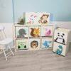Childrens Storage Box Collapsible Organizer