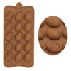 Egg Chocolate Mold Silicone Tray