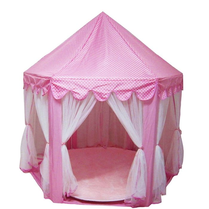 Foldable Kid's Tent Playhouse