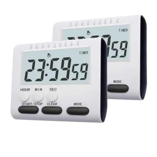 Timer For Cooking Kitchen Alarm Clock