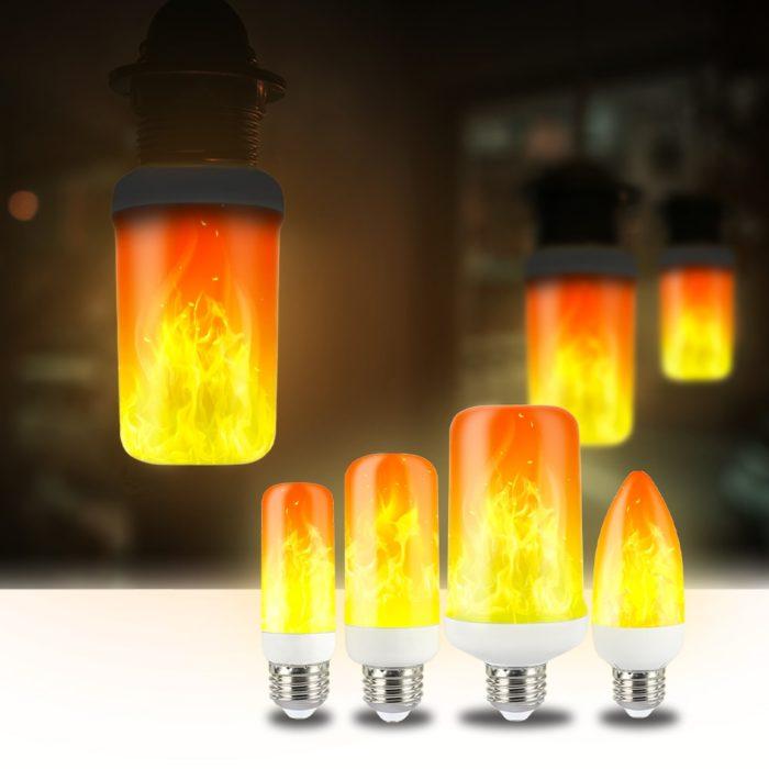 Flame Light Decorative LED Bulb
