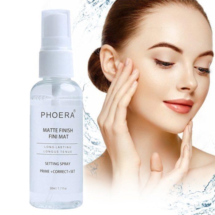 Makeup Setting Spray Mattifying Primer