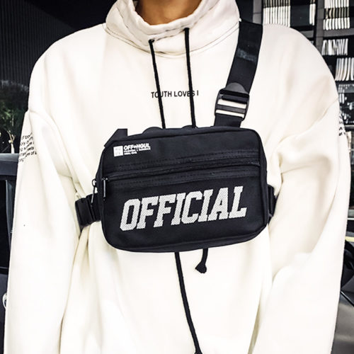 Chest Fanny Pack Chest Bag