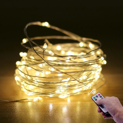 Battery Powered Fairy Lights LED String Lights