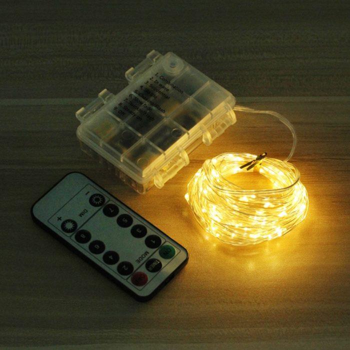 Battery Powered Fairy Lights LED String Lights