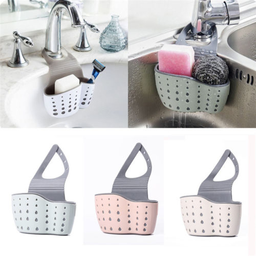 Sink Sponge Holder Kitchen Organizer