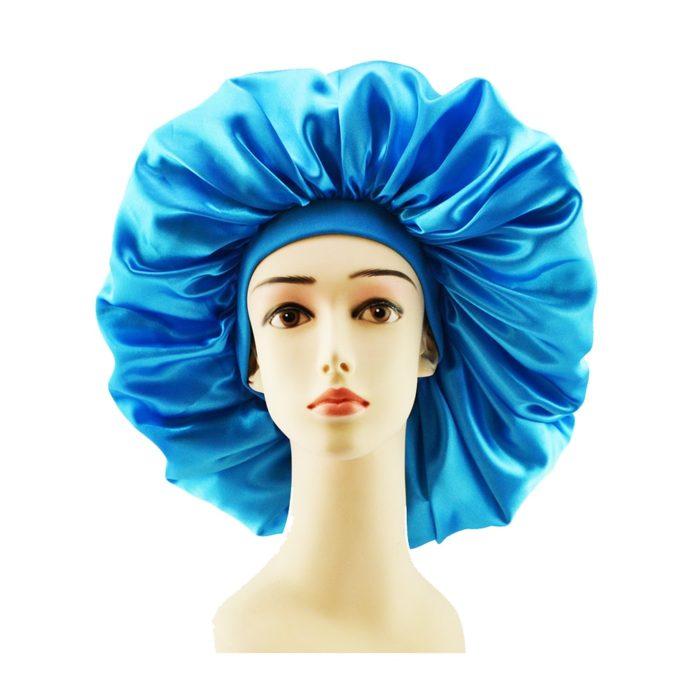 Satin Sleep Cap Ladies Night Cap Head Cover