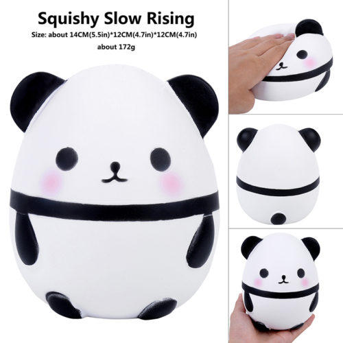 Panda Squishy Slow Rising Soft Squeeze Toy