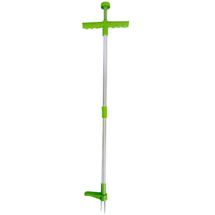 Weed Remover Tool with Long Grab Handle