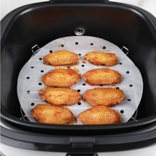Air Fryer Liners Non-Stick Pad (100 Pcs)