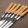 Metal BBQ Skewers Reusable Meat Skewers