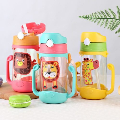 Toddler Water Bottle 400ML Sippy Cup