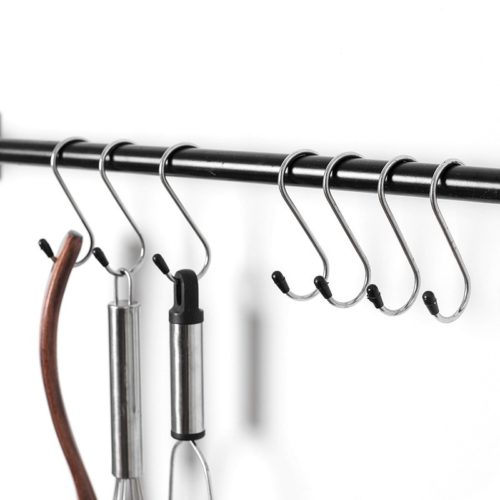 Pot Hanger Hooks Stainless Set (4pcs)