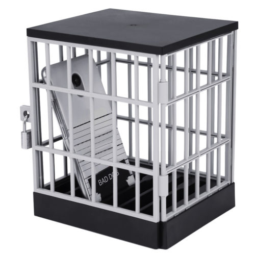 Phone Jail Storage Lock-Up Box